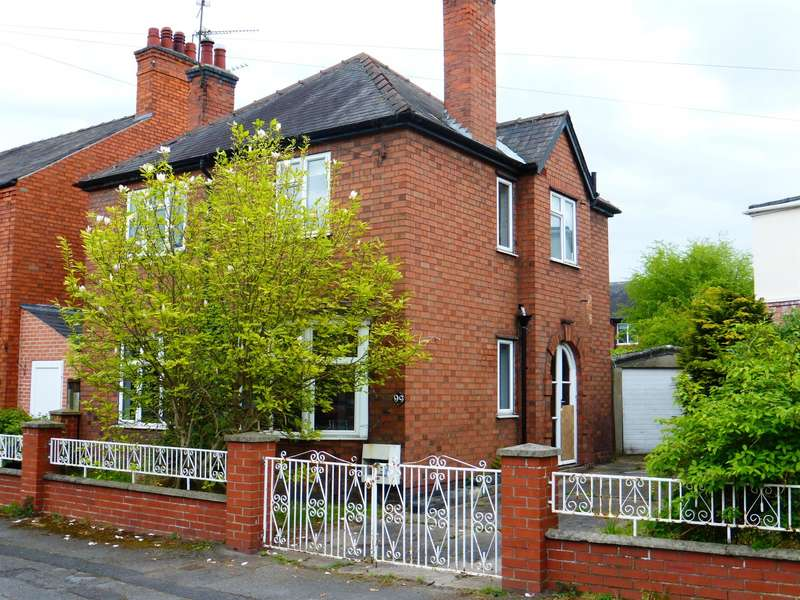 3 Bedrooms Detached House for sale in Charles Street, Newark, NG24