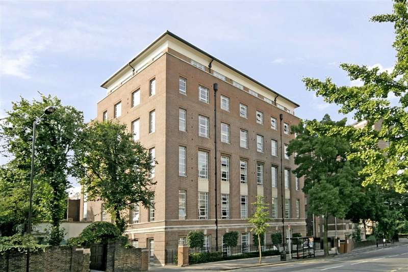 2 Bedrooms Flat for sale in The Yoo Building, London, NW8