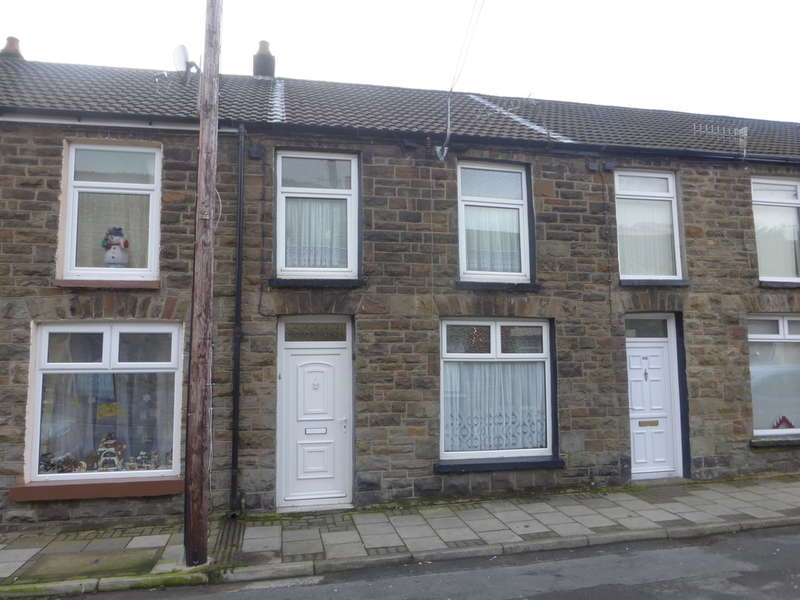2 Bedrooms Terraced House for sale in Scott Street, Treherbert, Treorchy