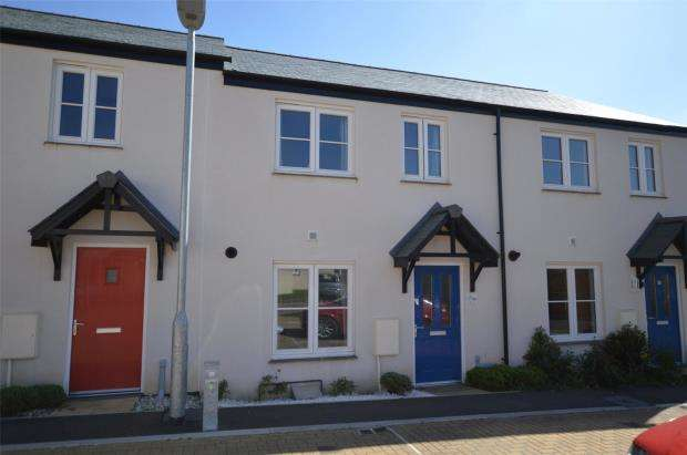 3 Bedrooms Terraced House for sale in Tappers Lane, Yealmpton, Plymouth