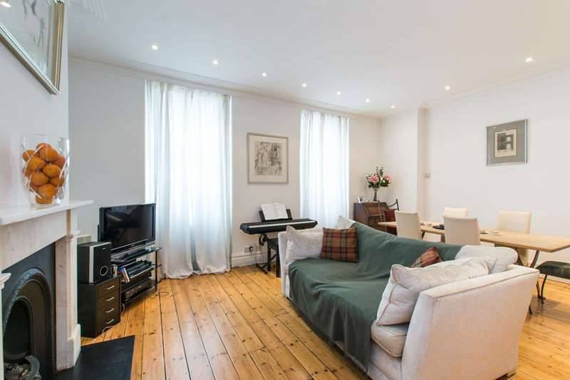 1 Bedroom Flat for sale in St Georges Drive, Pimlico, SW1V