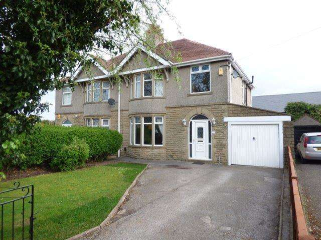 3 Bedrooms Semi Detached House for sale in Morecambe Road, Morecambe, Lancashire, LA3 3AD