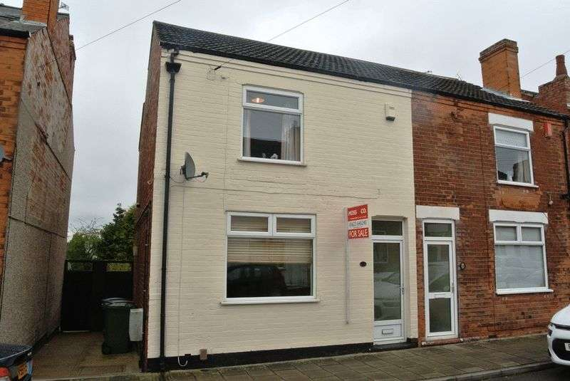 2 Bedrooms Semi Detached House for sale in Richmond Street, Mansfield