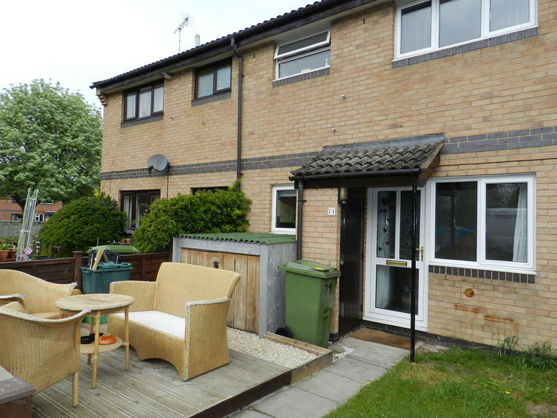1 Bedroom Terraced House for sale in Reddings Park
