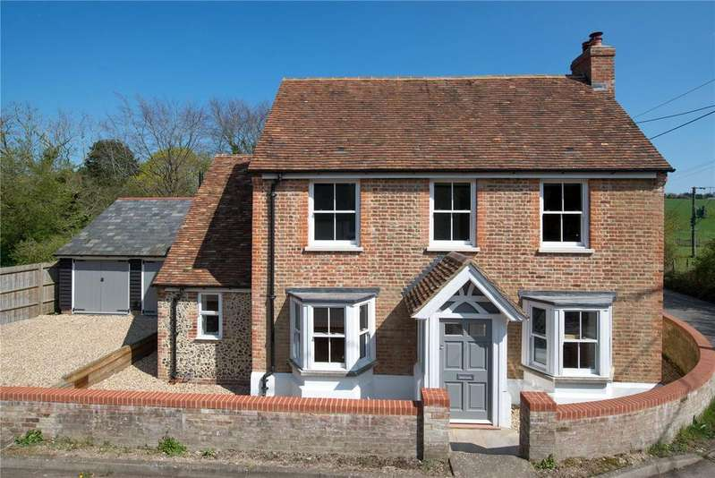 5 Bedrooms Detached House for sale in Church Lane, Kingston, Canterbury, Kent