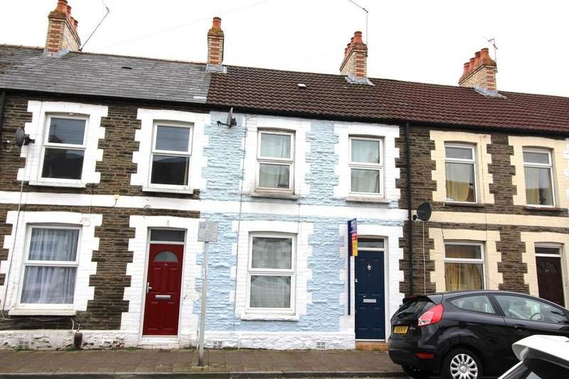3 Bedrooms Terraced House for sale in Blanche Street, Cardiff