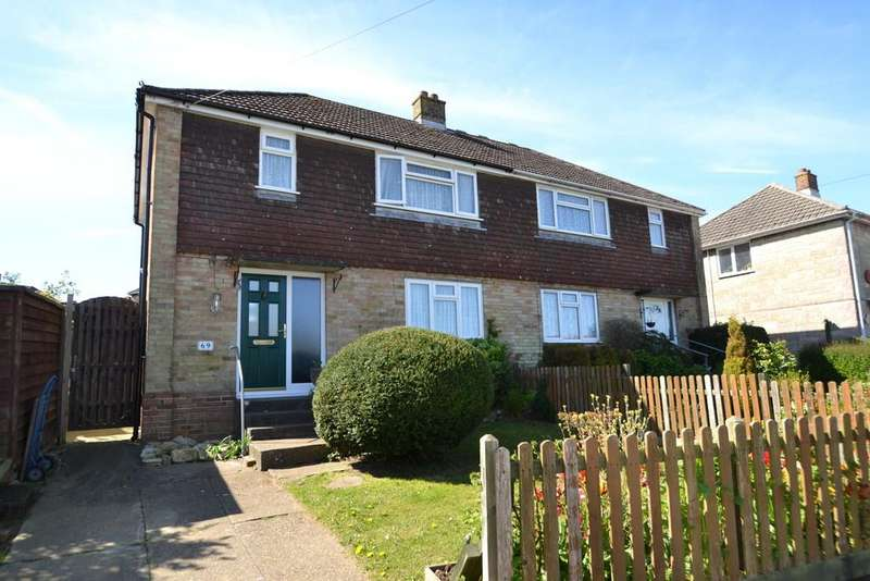 3 Bedrooms Semi Detached House for sale in Broadway Crescent, Binstead