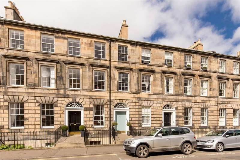 3 Bedrooms Flat for sale in Cumberland Street, Edinburgh