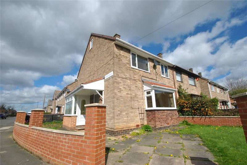 3 Bedrooms Semi Detached House for sale in Abbey Drive, Houghton le Spring, Tyne and Wear, DH4
