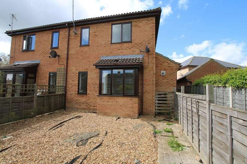 2 Bedrooms Terraced House for sale in Station Road, Ramsey, Huntingdon