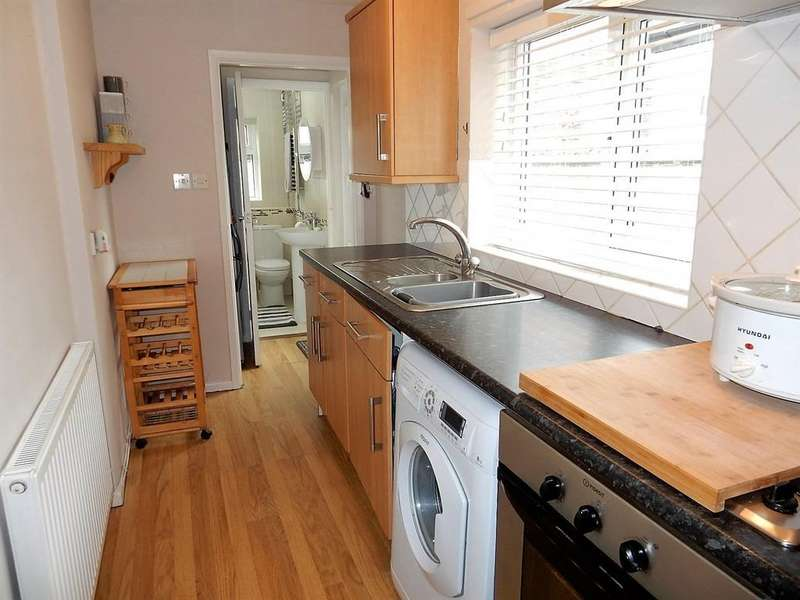 2 Bedrooms Terraced House for sale in Devonshire Street, Workington