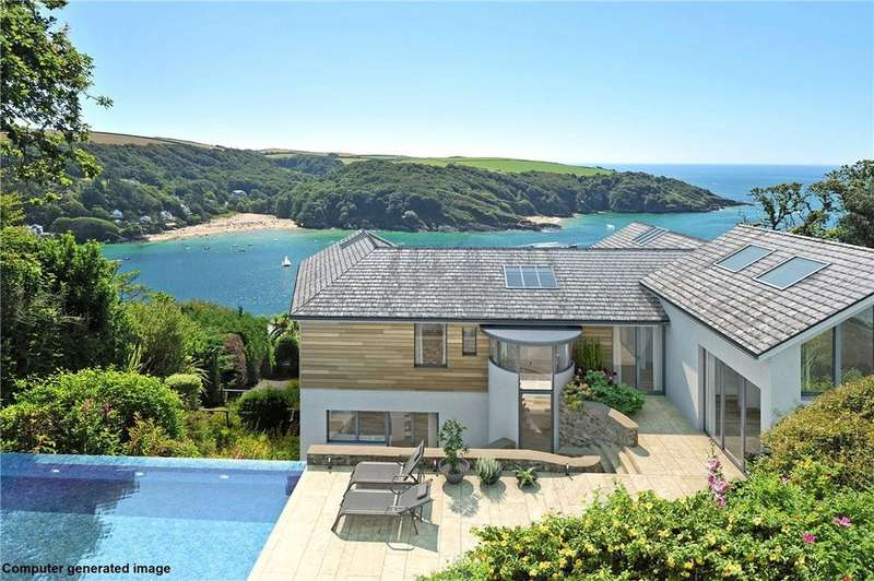 6 Bedrooms Plot Commercial for sale in Bennett Road, Salcombe, Devon, TQ8
