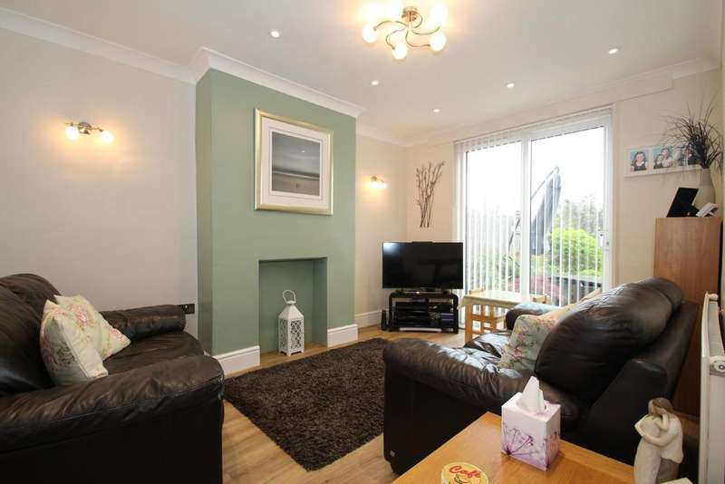 3 Bedrooms Semi Detached House for rent in Haywood Road, Mapperley, Nottingham