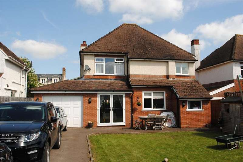 3 Bedrooms House for sale in Wellington Road, Taunton, Somerset, TA1