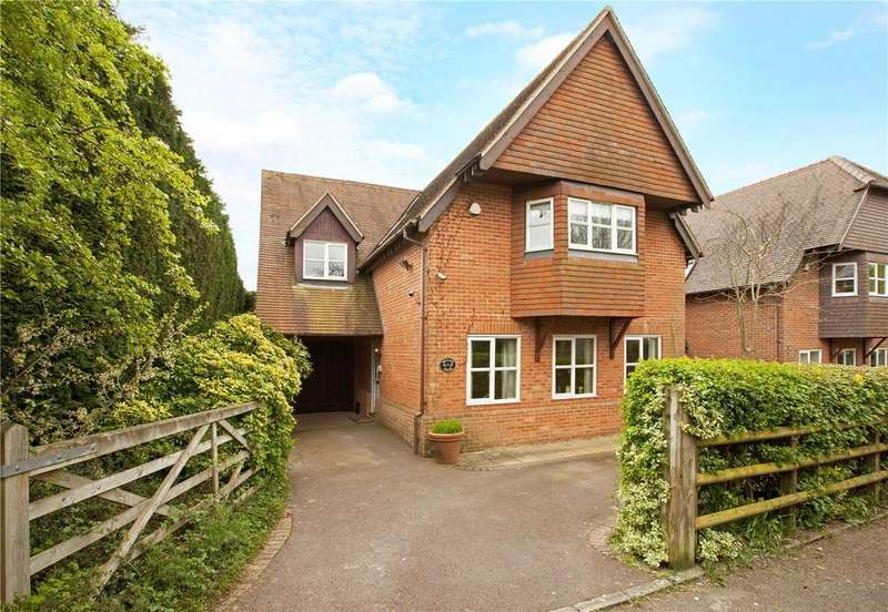 4 Bedrooms Detached House for sale in Lawrences Lane, Thatcham, Berkshire, RG18