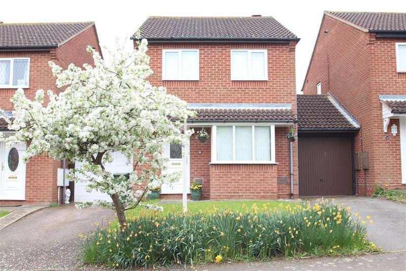 3 Bedrooms House for sale in Attingham Hill, Great Holm, Milton Keynes