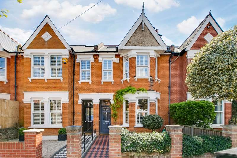 5 Bedrooms Terraced House for sale in Gordon Avenue, St. Margaret's