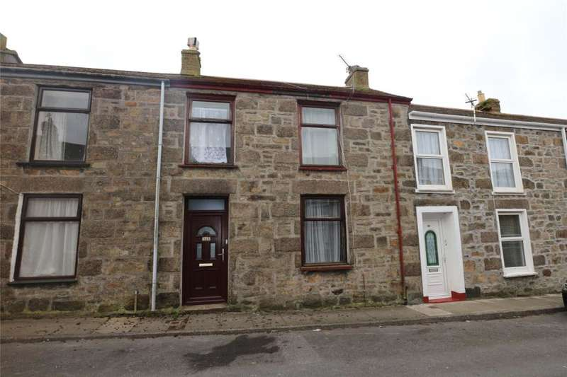 3 Bedrooms Terraced House for sale in William Street, Camborne