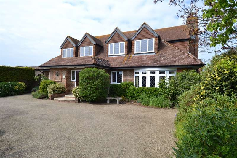 4 Bedrooms Detached House for sale in Virginia Road, South Tankerton, Whitstable