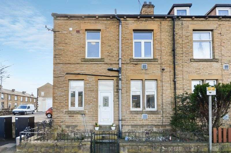 2 Bedrooms Terraced House for sale in 734 Leeds Road, Dewsbury, WF12 7QJ