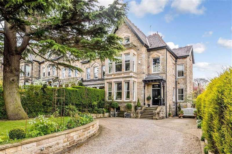 5 Bedrooms Town House for sale in Queens Road, Harrogate, North Yorkshire