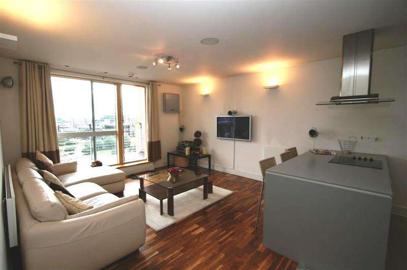 2 Bedrooms Flat for rent in Hacienda Apartments, Whitworth Street West, Manchester, M1