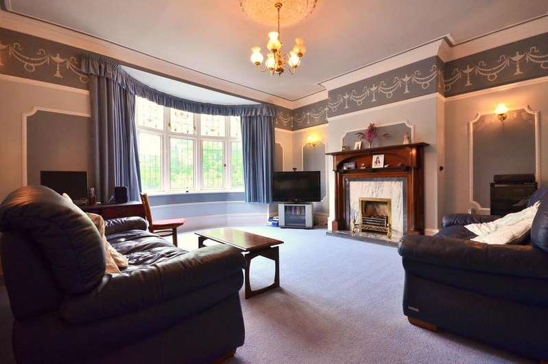 6 Bedrooms Semi Detached House for sale in Low Fell