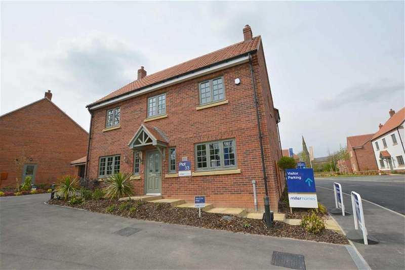 4 Bedrooms Detached House for sale in Regency Gardens, Southwell, Nottinghamshire, NG25