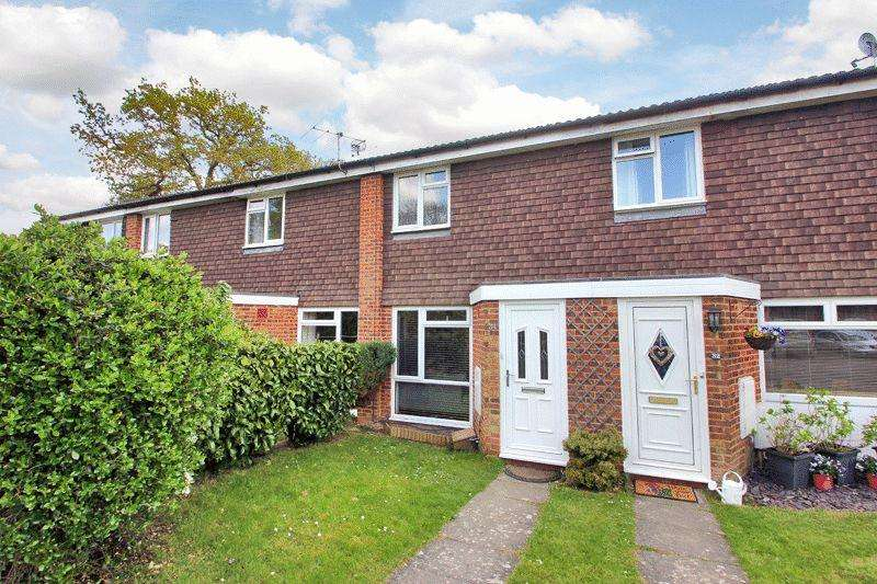 2 Bedrooms Terraced House for sale in Quarry Way, Southwater