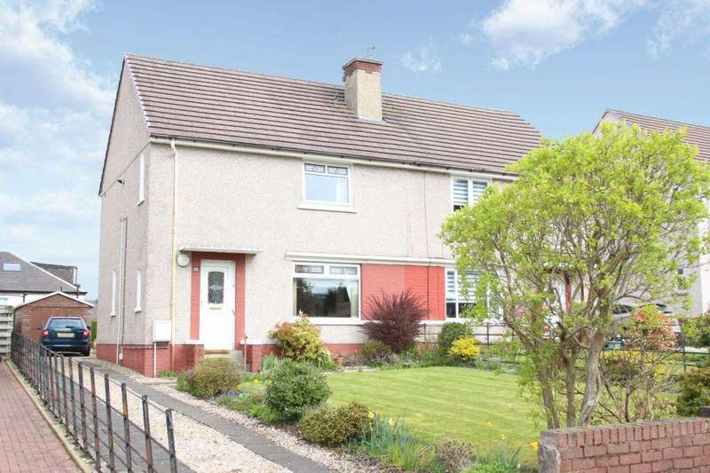 3 Bedrooms Villa House for sale in 20 Milrig Road, Rutherglen, Glasgow, G73 2NH