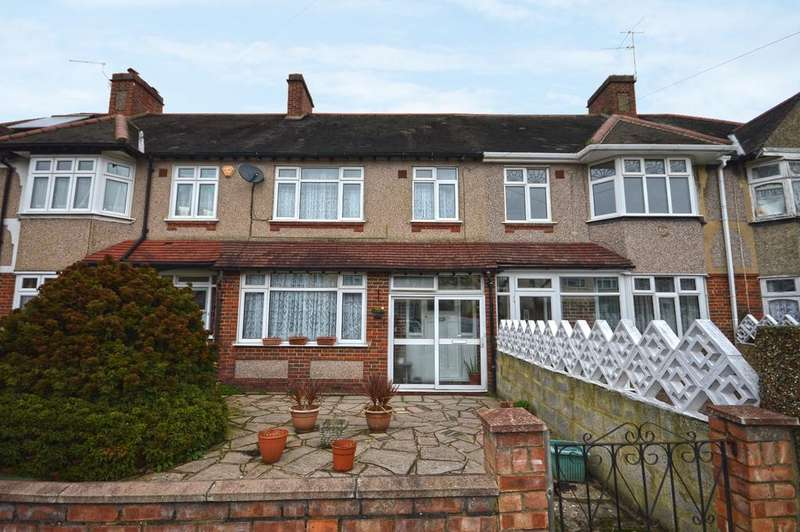 3 Bedrooms Terraced House for sale in Bamford Road Bromley BR1