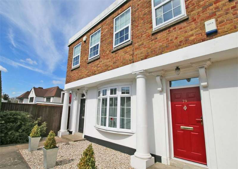 3 Bedrooms Terraced House for sale in Andover Road, Tivoli, Cheltenham