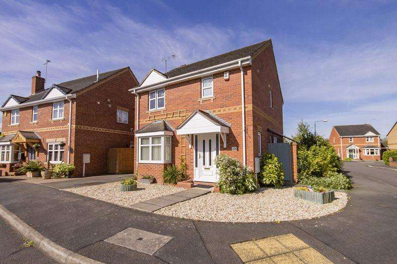 3 Bedrooms Detached House for sale in LANCASTER DRIVE, HILTON