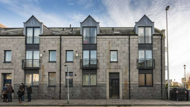 1 Bedroom Flat for sale in King Street, Aberdeen, Aberdeenshire, AB24 5BU