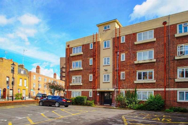 2 Bedrooms Flat for sale in Wynyatt Street, Finsbury