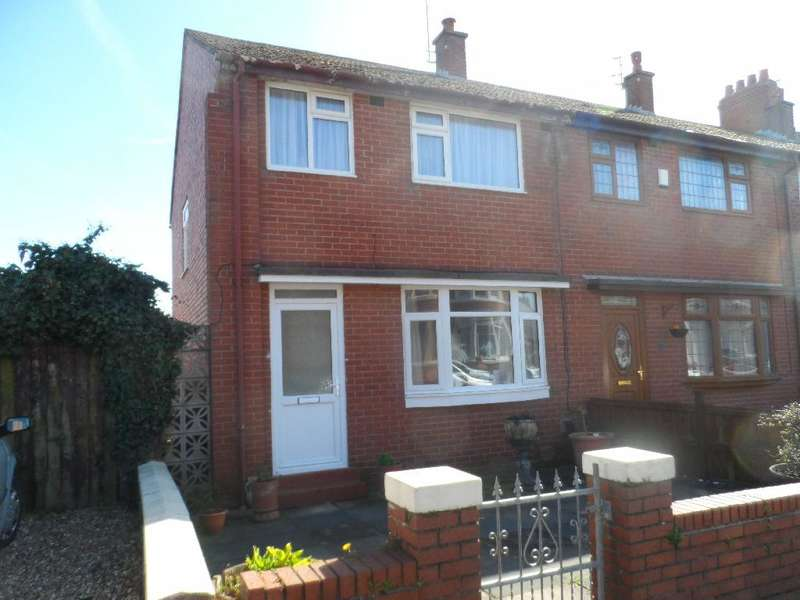 3 Bedrooms Terraced House for sale in Chesterfield Road, Blackpool, FY1 2PL