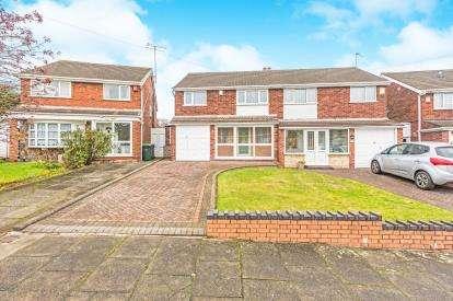 3 Bedrooms Semi Detached House for sale in Stanton Road, Great Barr, Birmingham, West Midlands