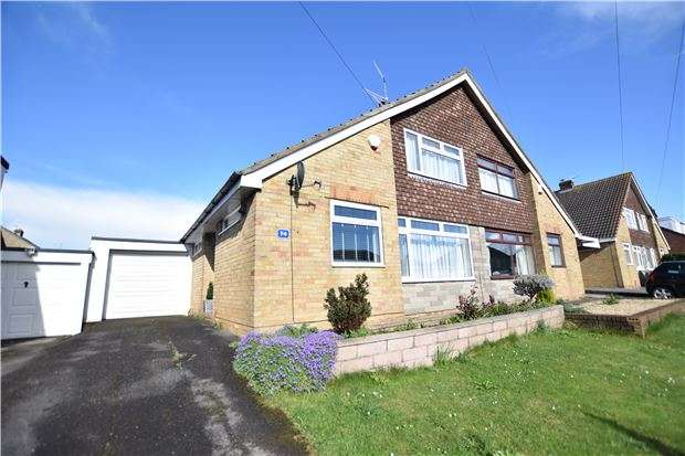 2 Bedrooms Semi Detached House for sale in Petherton Road, Bristol, BS14 9BX