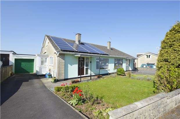 4 Bedrooms Semi Detached Bungalow for sale in Highfields, RADSTOCK
