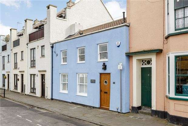 3 Bedrooms Cottage House for sale in Nova Scotia Place, Bristol, BS1