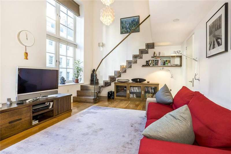 3 Bedrooms Flat for sale in Picton Place, Marylebone, London, W1U