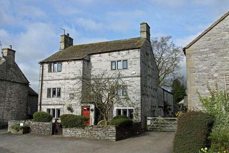 6 Bedrooms Detached House for sale in Sheldon House Barn, Chapel Street, Monyash, Derbyshire, DE45