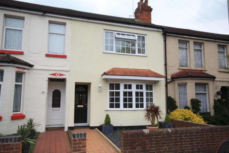 3 Bedrooms Terraced House for sale in Nutbeem Road, Eastleigh