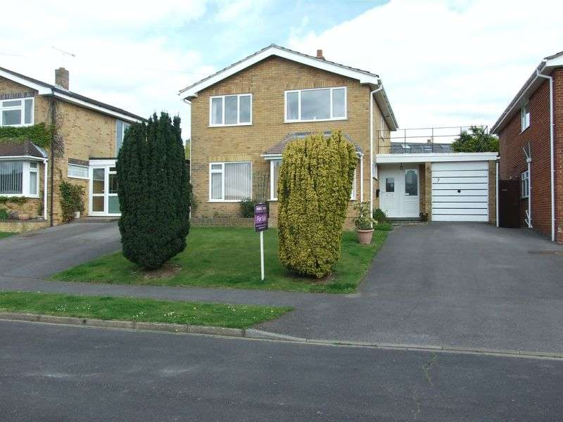 4 Bedrooms Detached House for sale in Tollgate Road, Swanwick