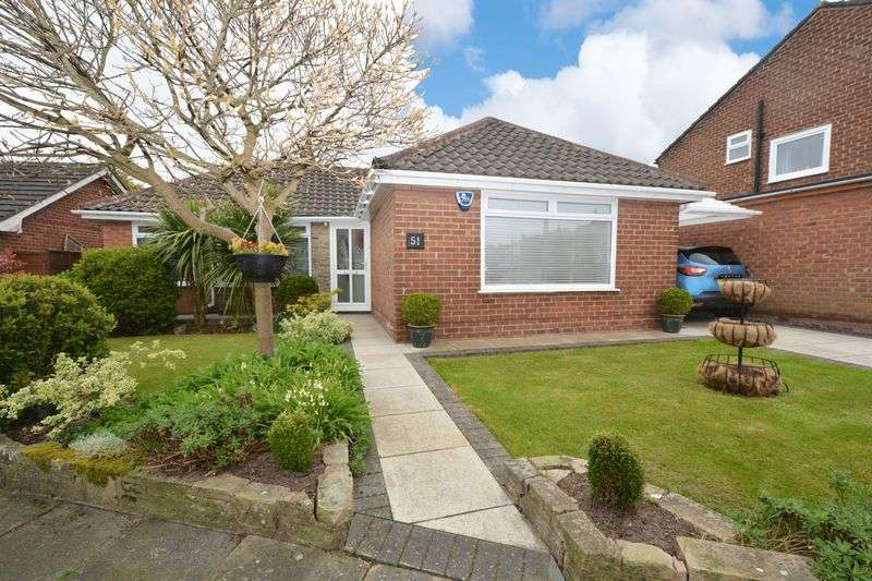 2 Bedrooms Detached Bungalow for sale in East Avenue, Heald Green, Cheadle