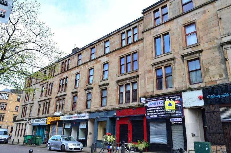1 Bedroom Flat for sale in Chancellor Street, Flat 2/3, Partick, Glasgow, G11 5RQ