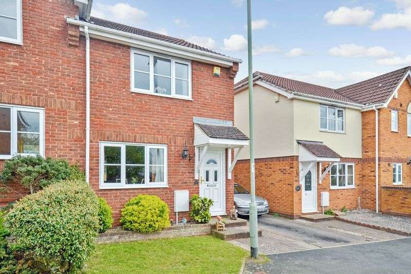 2 Bedrooms Semi Detached House for sale in Avery Hill, Kingsteignton