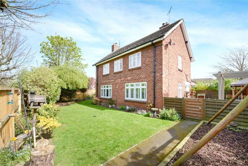 4 Bedrooms Detached House for sale in Selkirk Road, Curzon Park, Chester, CH4