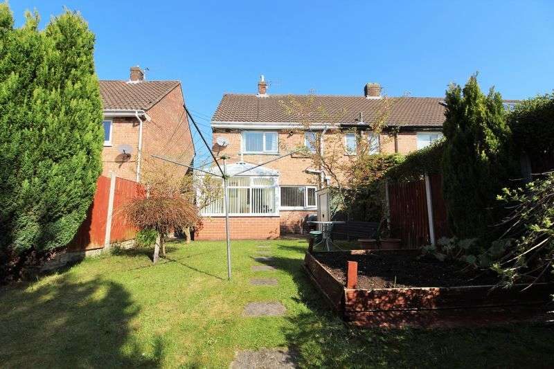 2 Bedrooms Terraced House for sale in Sephton Drive, Ormskirk