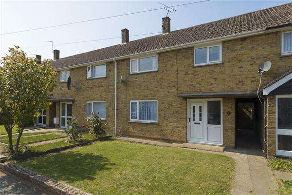 3 Bedrooms Terraced House for sale in Prioress Road, Canterbury